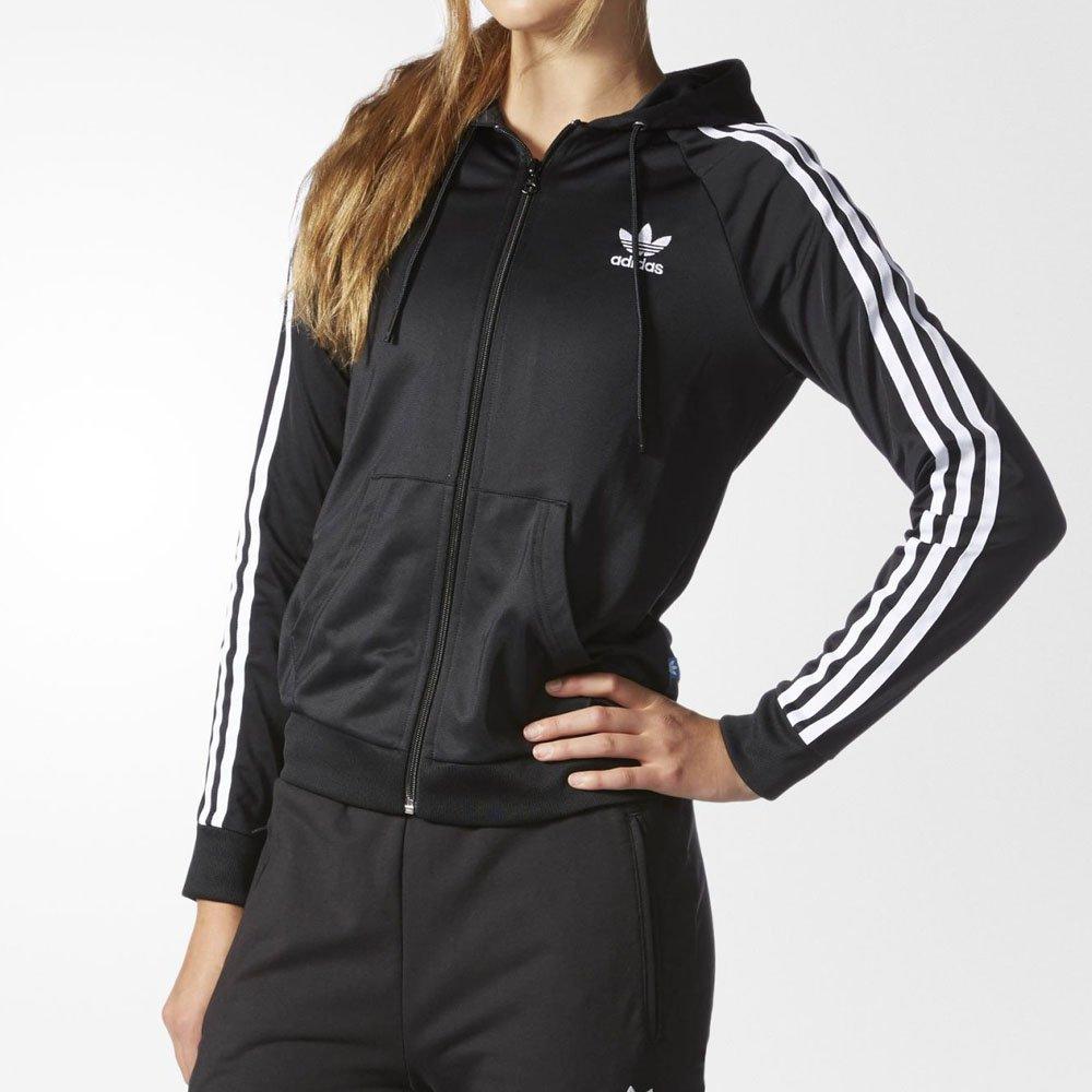 9c41891b727 Jaqueta Adidas Slim Fz Hoody AY8128 Original Feminina