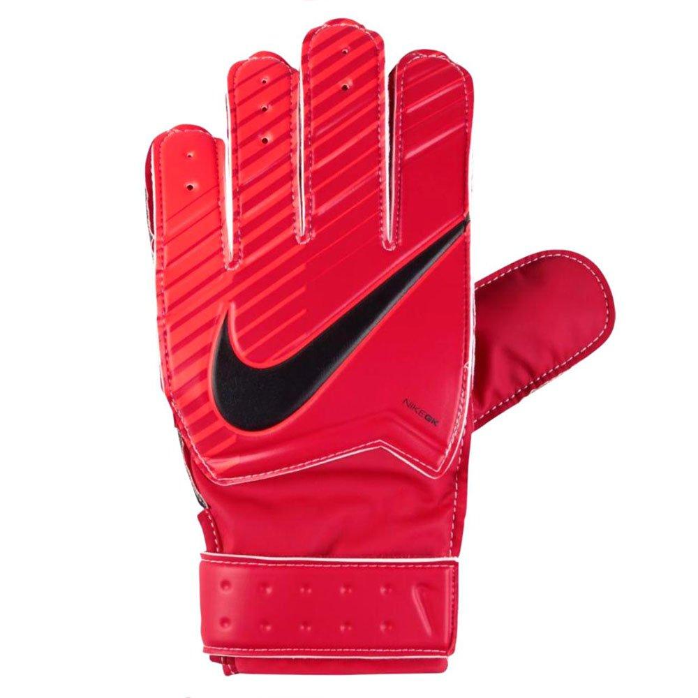 ce5b3f508 Luva de Goleiro Nike Match Infantil GS0343-657 - Vermelho Preto ...