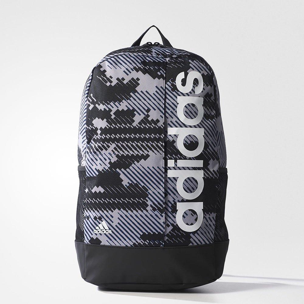... Mochila Adidas Ess Linear Gr Original Unissex 696d15751e86fa  ADIDAS  CLASSIC ... dda9268ed3809