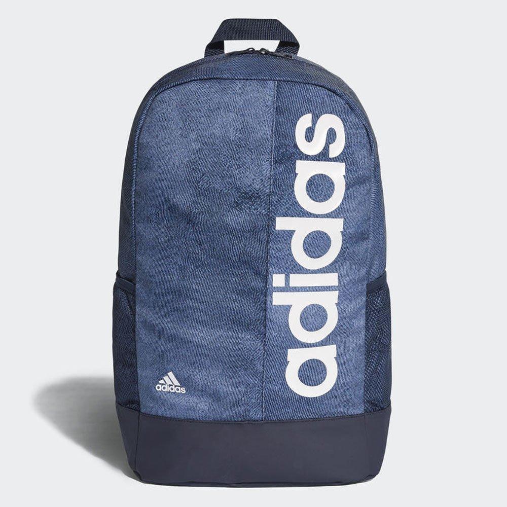 riesgo Dispersión Discriminar  Mochila Adidas Linear Performance