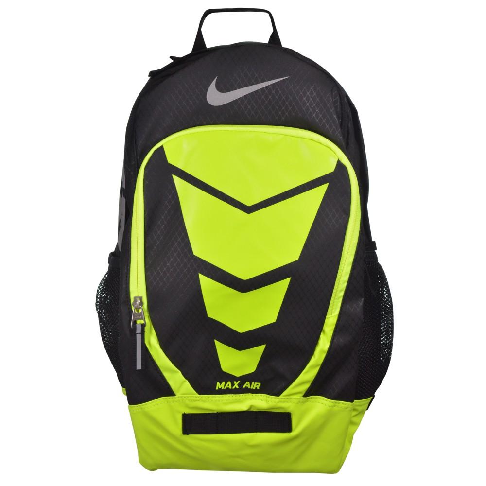 Mochila Nike Max Air Vapor BA4883-075 - Verde Limão Preto - Atitude ... ee61c1cce89ca