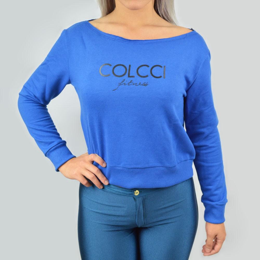 965a8ab05 Imagem - Moletom Colcci Fitness
