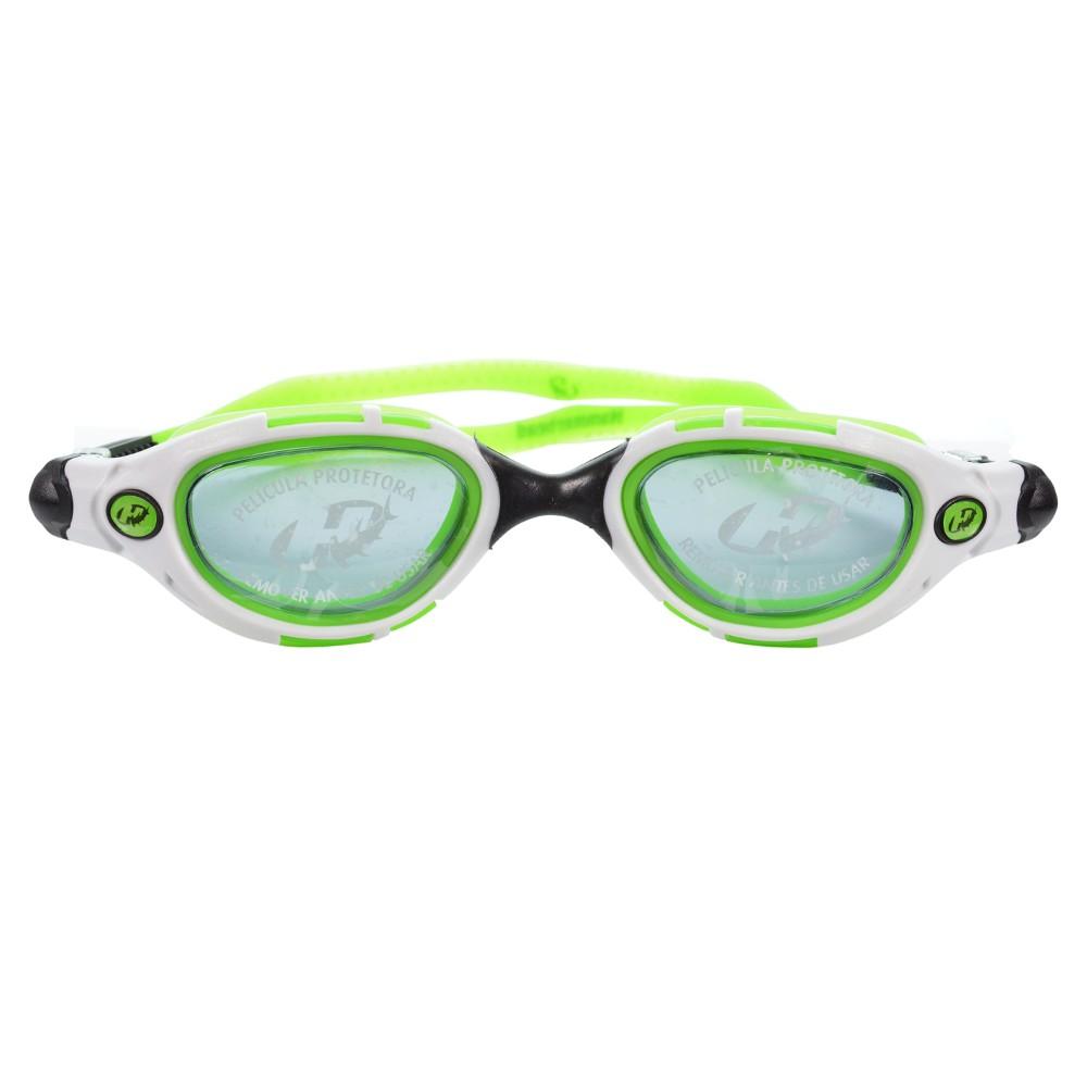 Óculos de Natação Hammerhead Liquid - Branco Verde - Atitude ... 4b186b62a0