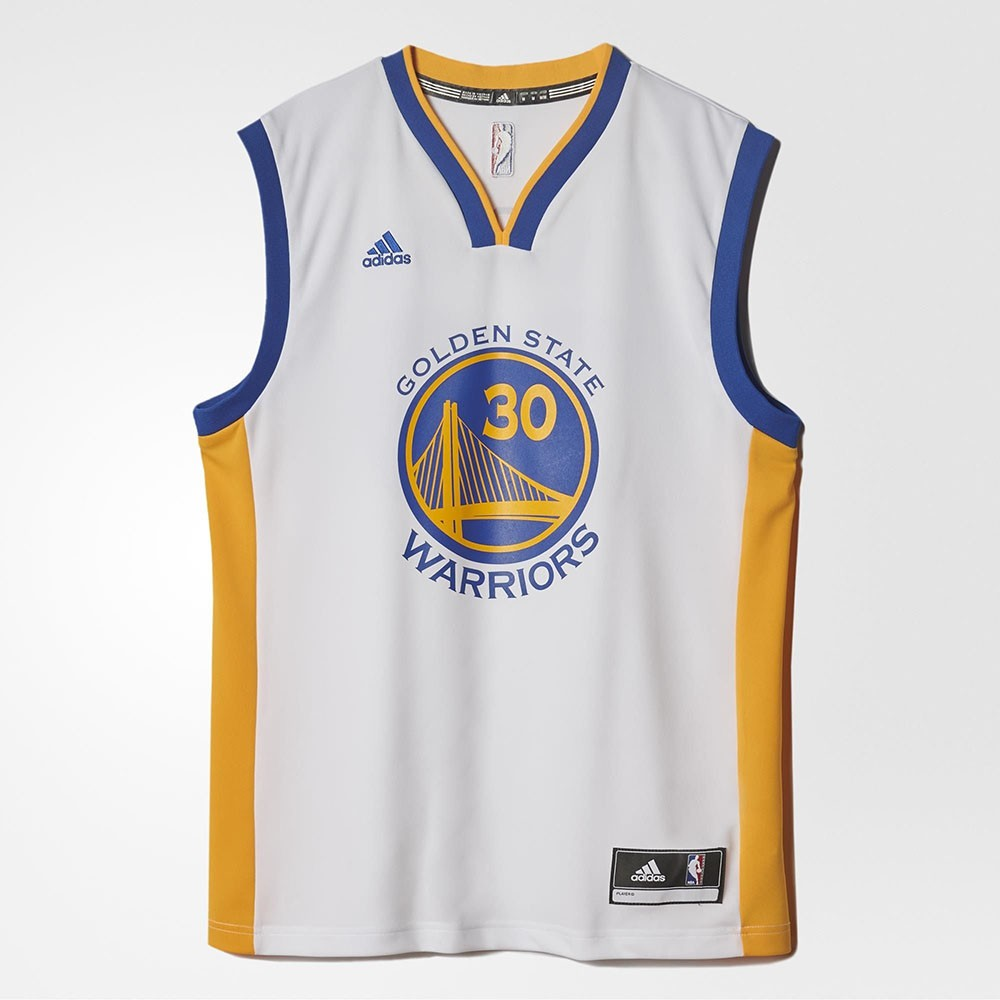 cca5b5f74 Regata Adidas Warriors Home - Stephen Curry