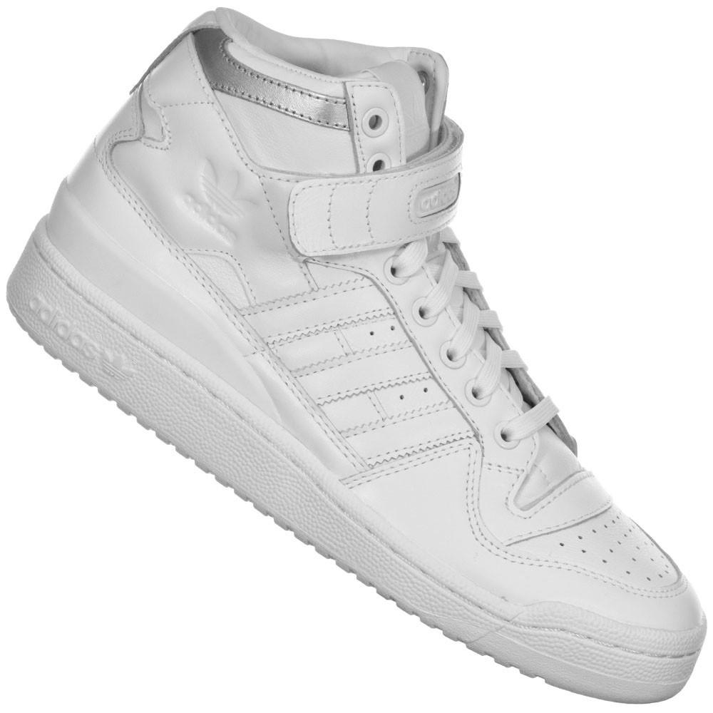 5ca2d91011 Tênis Adidas Forum Refined Mid