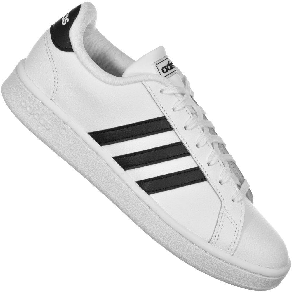 11ebeb0f Tênis Adidas Grand Court Original Masculino