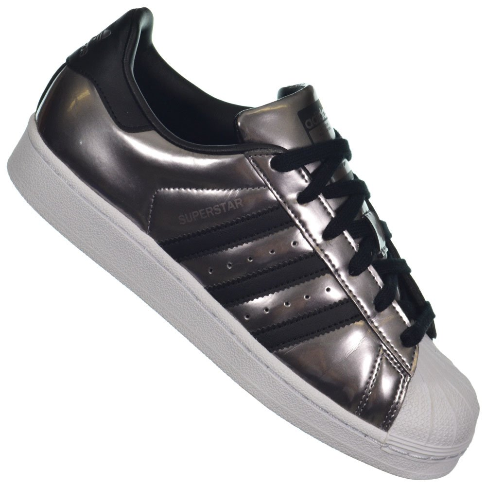 214cd5ce35cdd Tênis Adidas Originals Superstar Original Feminino e Masculino
