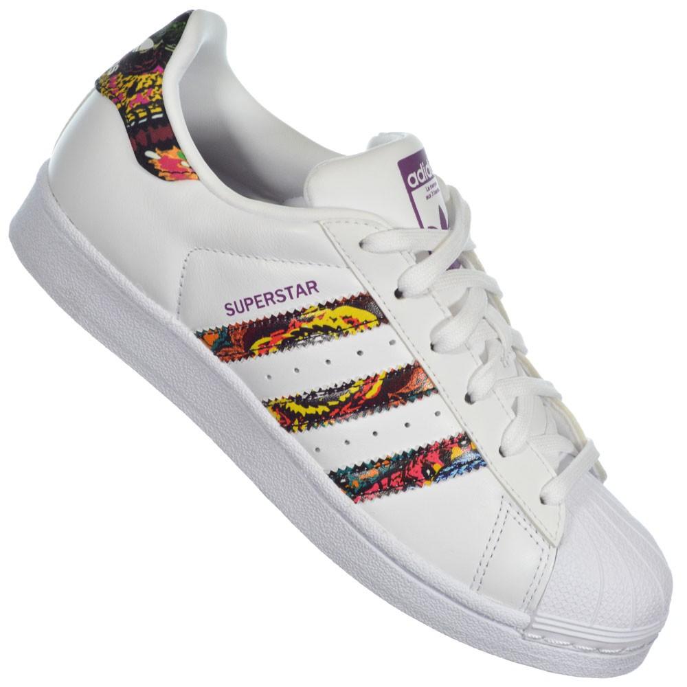 a8485d9b4a2 Tênis Adidas Originals Superstar Original Feminino e Masculino
