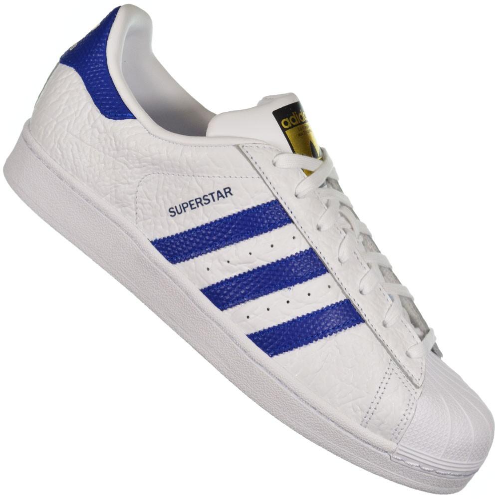 Tênis Adidas Originals Superstar Original Feminino e Masculino 55154063e0ea4