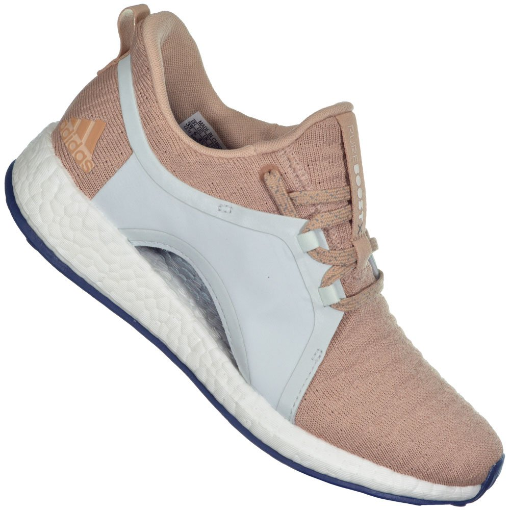 37d764c24 Tênis Adidas Pureboost X Feminino Original