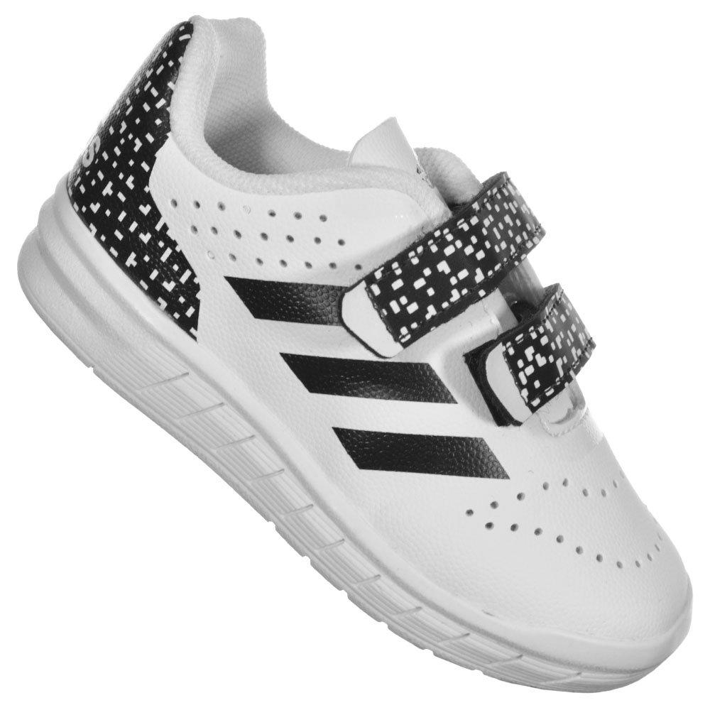 50c876a95 Tênis Adidas QuickSport CF I Infantil Original