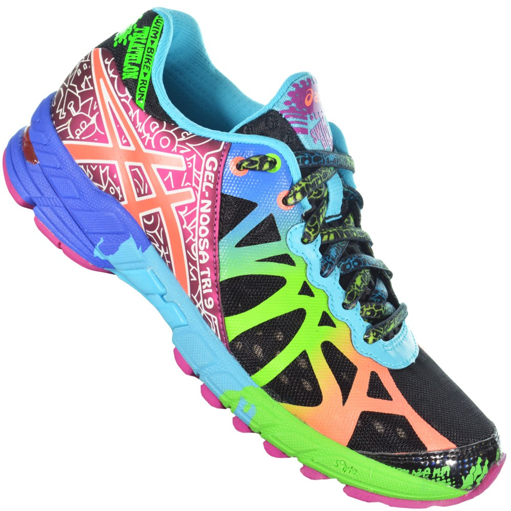 be06fe1cd72 Tênis Asics Gel-Noosa Tri 9