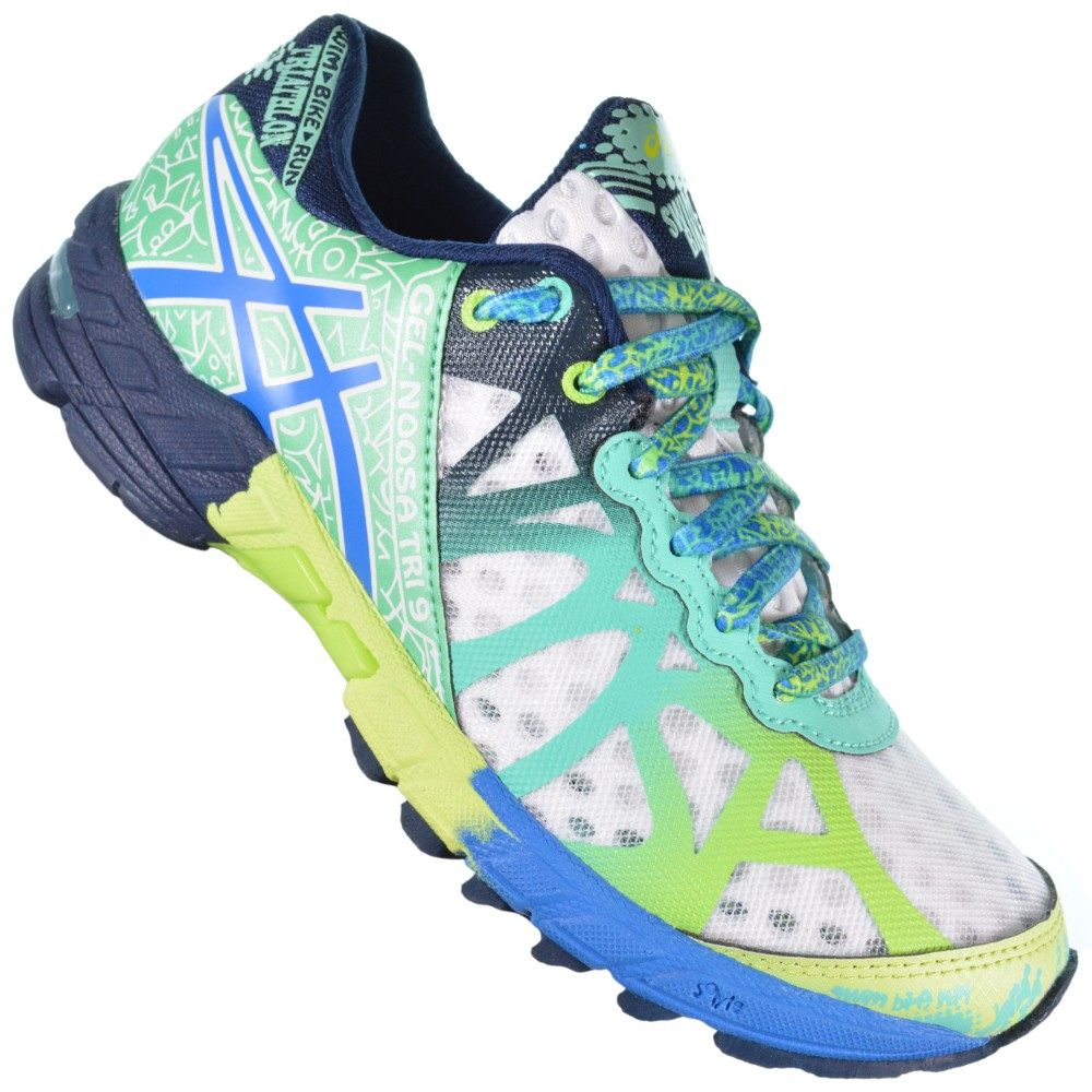 wholesale dealer 4eb7a c2219 Tênis Asics Gel-Noosa Tri 9