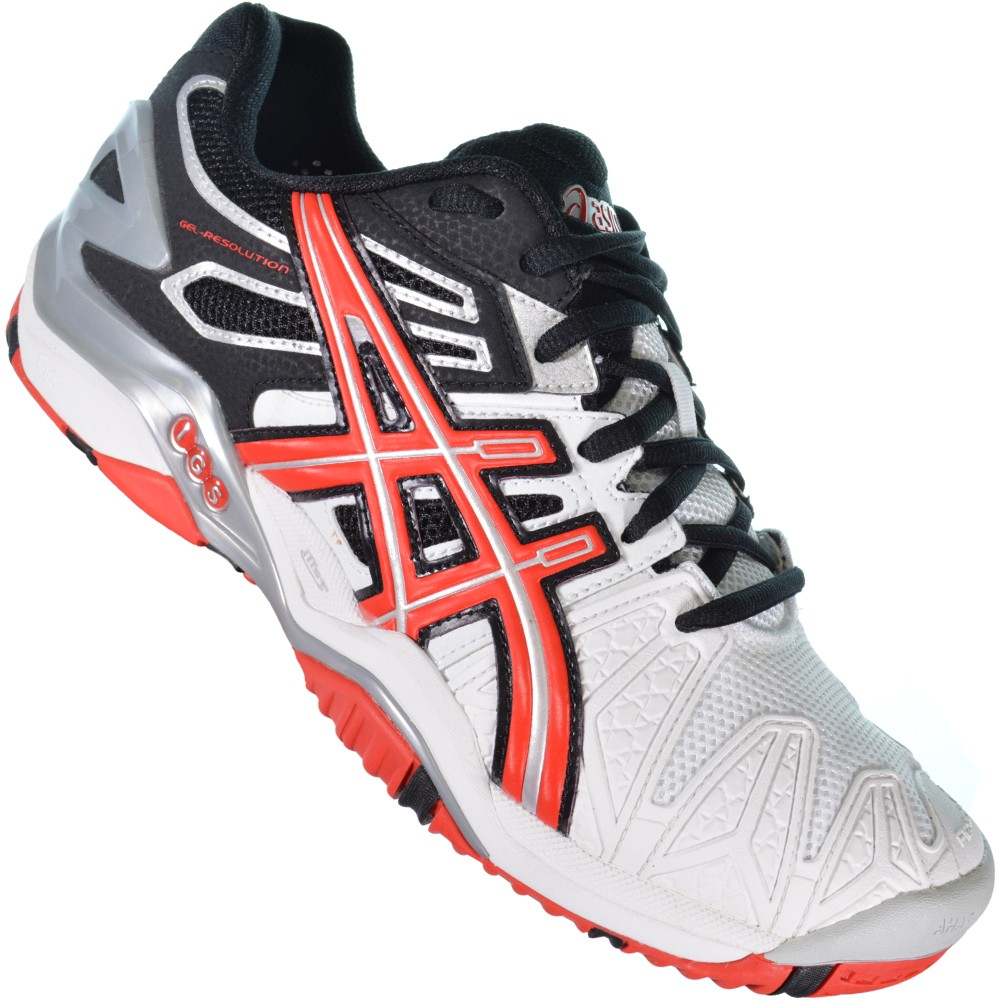 Gel Tênis Asics Resolution Gel 5 Tênis Asics Resolution Asics Resolution Tênis Gel 5 PTZiwOXuk