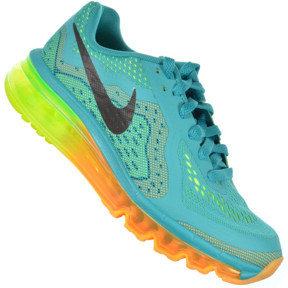 8c648d44b48 Tênis Nike Air Max 2014 (GS) ...