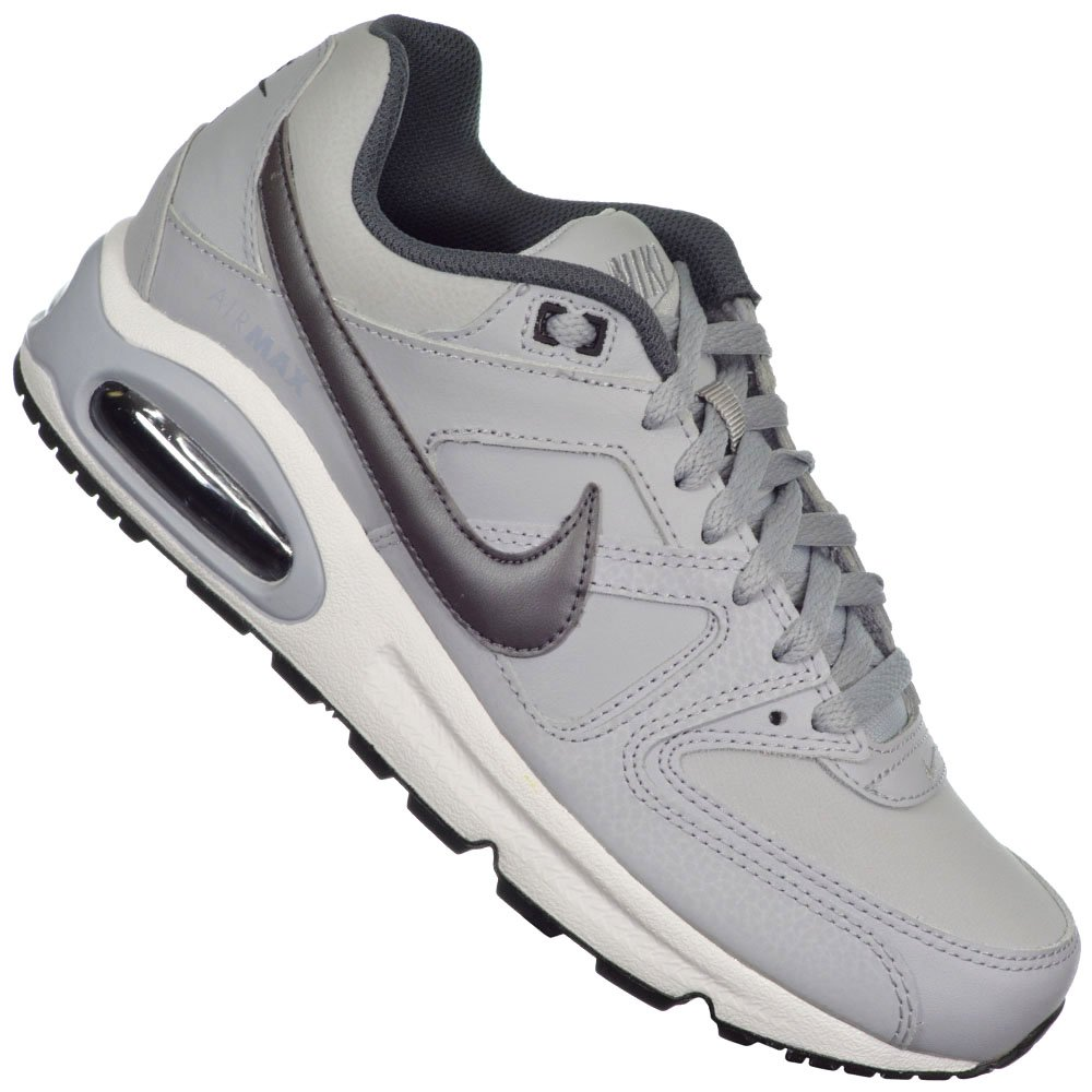 Tênis Nike Air Max Command Leather Original Masculino e0f01a53ff9dd