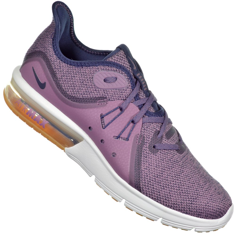 199c44fc7e8 Tênis Nike Air Max Sequent 3 Original Feminino