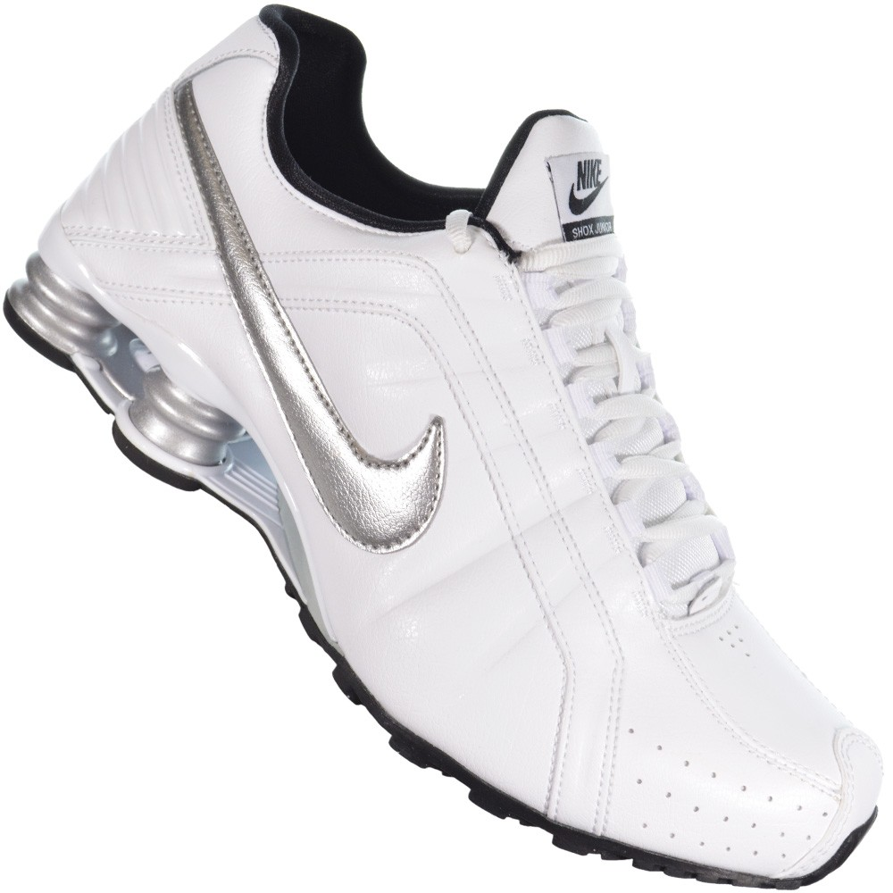 3636f93e67ed sale tênis nike shox junior branco 3a7c7 752c0  greece tênis nike shox  junior 15638 733d2
