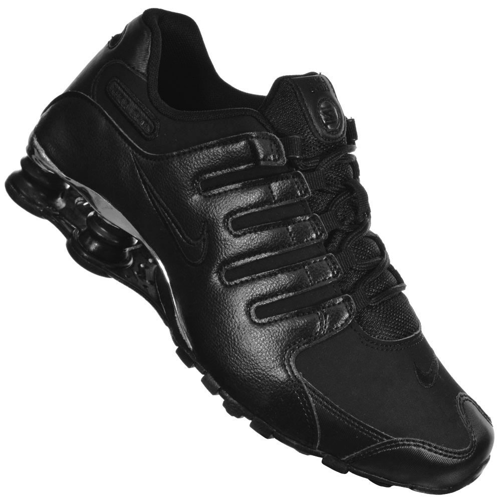 4d02fe2d27e Tênis Nike Shox NZ Premium