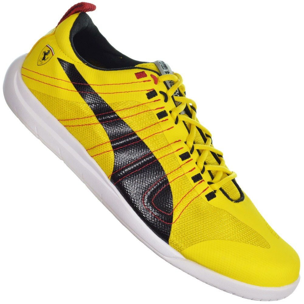 633d1745506 Tênis Puma Ferrari Tech Everfit + SF 10