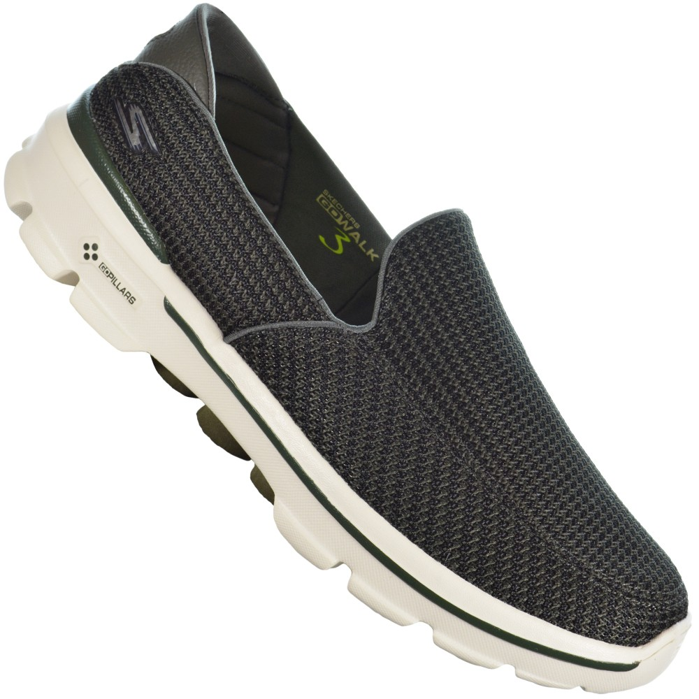 b5d0a9fcd Tênis Skechers Go Walk 3 Attain