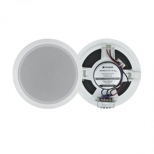 Caixa De Som Arandela Frahm FR15 Coaxial