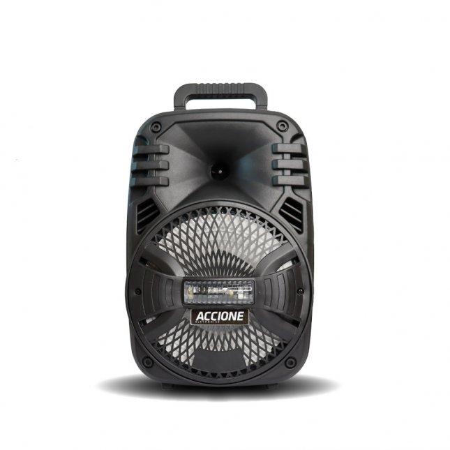 Caixa de Som Amplificada CAM 200 BT Accione Bluetooth 200 Watts