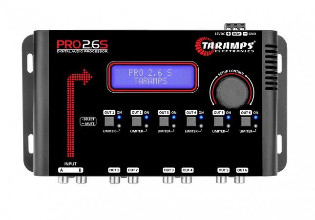 PROCESSADOR TARAMPS PRO 2.6 S