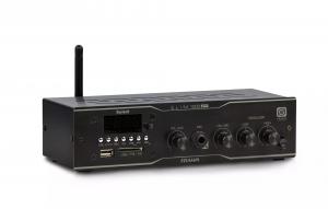 Imagem - Amplificador Receiver para Som Ambiente Slim 1000 APP Frahm cód: 09931