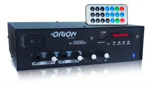 Imagem - Amplificador Receiver RC 5000 Bluetooth 300W Orion cód: 10595