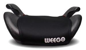 Imagem - Assento Para Auto Turbooster 22 Aos 36kg WEEGO Preto  cód: 10537