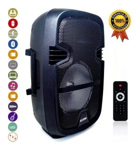 Imagem - Caixa de Som Amplificada CAM 300 BT Accione Bluetooth 300 Watts cód: 09955