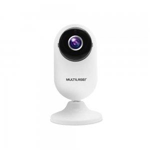 Imagem - Câmera IP Interna  Multilaser Inteligente WIFI HD SE223 cód: 10485