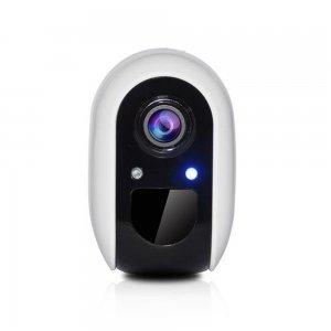 Imagem - Câmera a Bateria Inteligente Full HD Wi-Fi - Multilaser Liv - SE227 cód: 10486