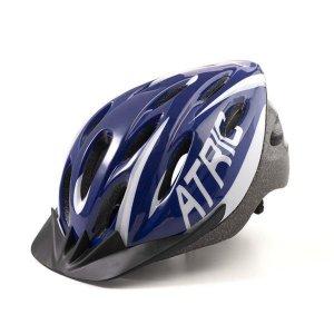 Imagem - Capacete Atrio Ciclismo MTB 2.0 Led Traseiro 19 Azul cód: 10616