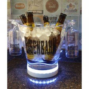 Imagem - Cervejeira Led EISB  com taças cód: 10041