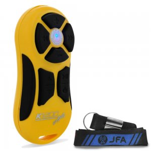 Imagem - Controle Longa Distância Jfa K1200 Amarelo cód: 10216