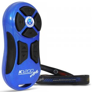 Imagem - Controle Longa Distância Jfa K1200 Azul cód: 10217