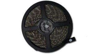 Imagem - Fita de Led para Uso Externo Revestido de Silicone com 300 LEDS Branco Frio cód: 04140