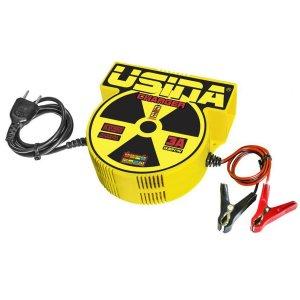 Imagem - Fonte Automotiva e Carregador Spark Usina 3A  - Bivolt 12V - Medidor de Bateria cód: 08796