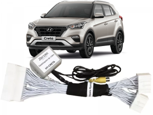 Imagem - Interface Desbloqueio De Tela - Vídeo Hyundai Creta Zendel 2333 cód: 10302