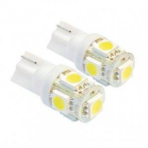 Imagem - LAMPADA LED PINGO 5 LED T10 AU818 cód: 08905