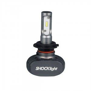 Imagem - Lâmpada  Ultra Led H7 Shock Light Titanium  6000k  50W 5000LM cód: 10571