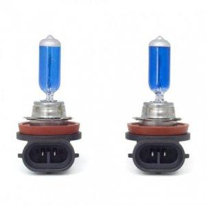 Imagem - LAMPADA SUPER BRANCA H8 5000K  AU862 cód: 09581