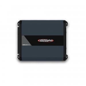 Imagem - Módulo Amplificador 800.4 EVO 4.0 Soundigital  cód: 10479