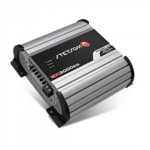 Imagem - Módulo Amplificador Digital Stetsom EX3000 EQ 2 Ohms 1 Canal cód: 10775