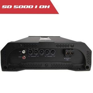 Imagem - Modulo Soundigital SD 5000 EVO II BLACK - 1 Canal – 5000 Watts RMS – 1 Ohm cód: 05714