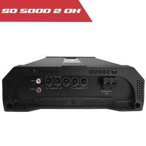 Imagem - Modulo Soundigital SD 5000 EVO II BLACK - 1 Canal – 5000 Watts RMS – 2 Ohms cód: 07717
