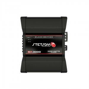 Imagem - Módulo Amplificador Stetsom EX 3000 Black Edition 2 Ohms 1 Canal cód: 10587