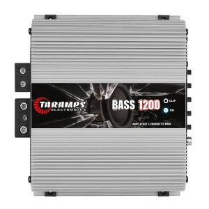 Imagem - Modulo Taramps Bass 1200 – 1 Canal – 1200 Watts RMS – 2 Ohms cód: 07953